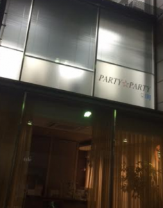 partyparty 恵比寿