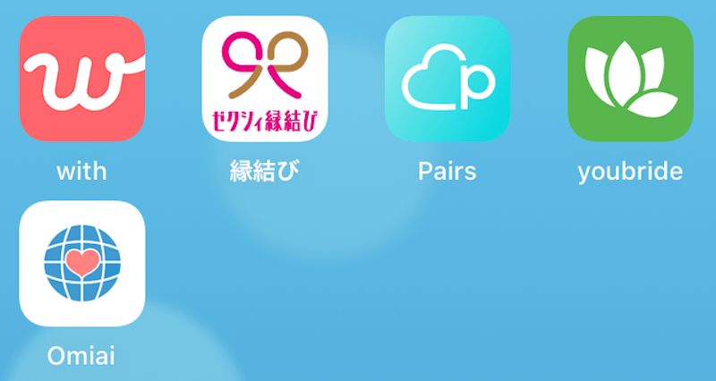 付き合えたマッチングアプリ